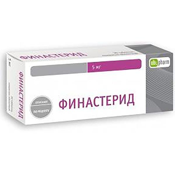 Способы применения препарата финастерид