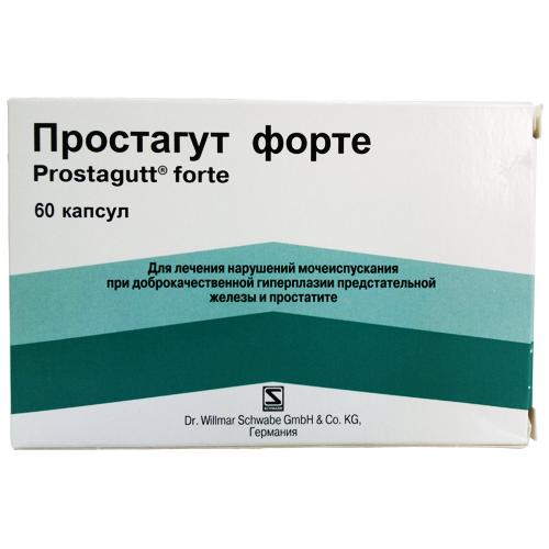 Как лечить патологии предстательной железы средством цернилтон форте?