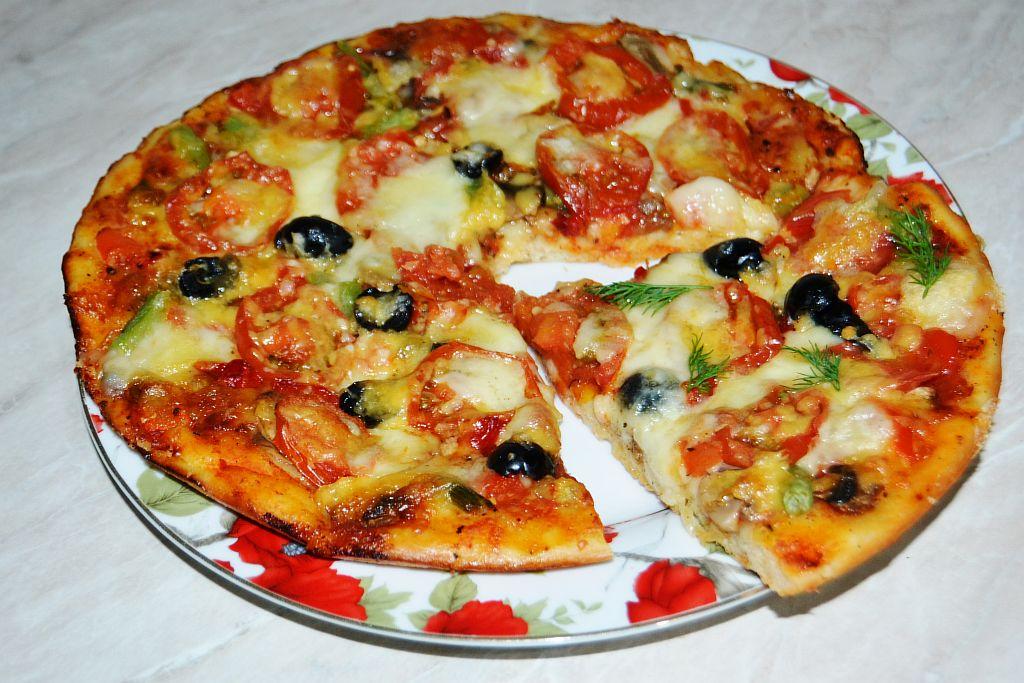 Сладкая пицца: 10 умопомрачительных рецептов (+ как приготовить тесто для пиццы)                16.11.2013