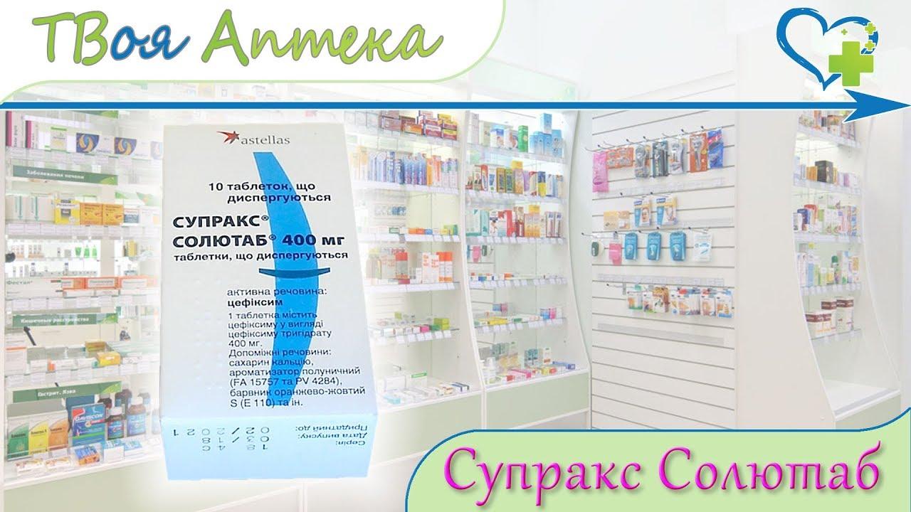 Супракс суспензия для детей – инструкция к препарату, цена, аналоги и отзывы о применении