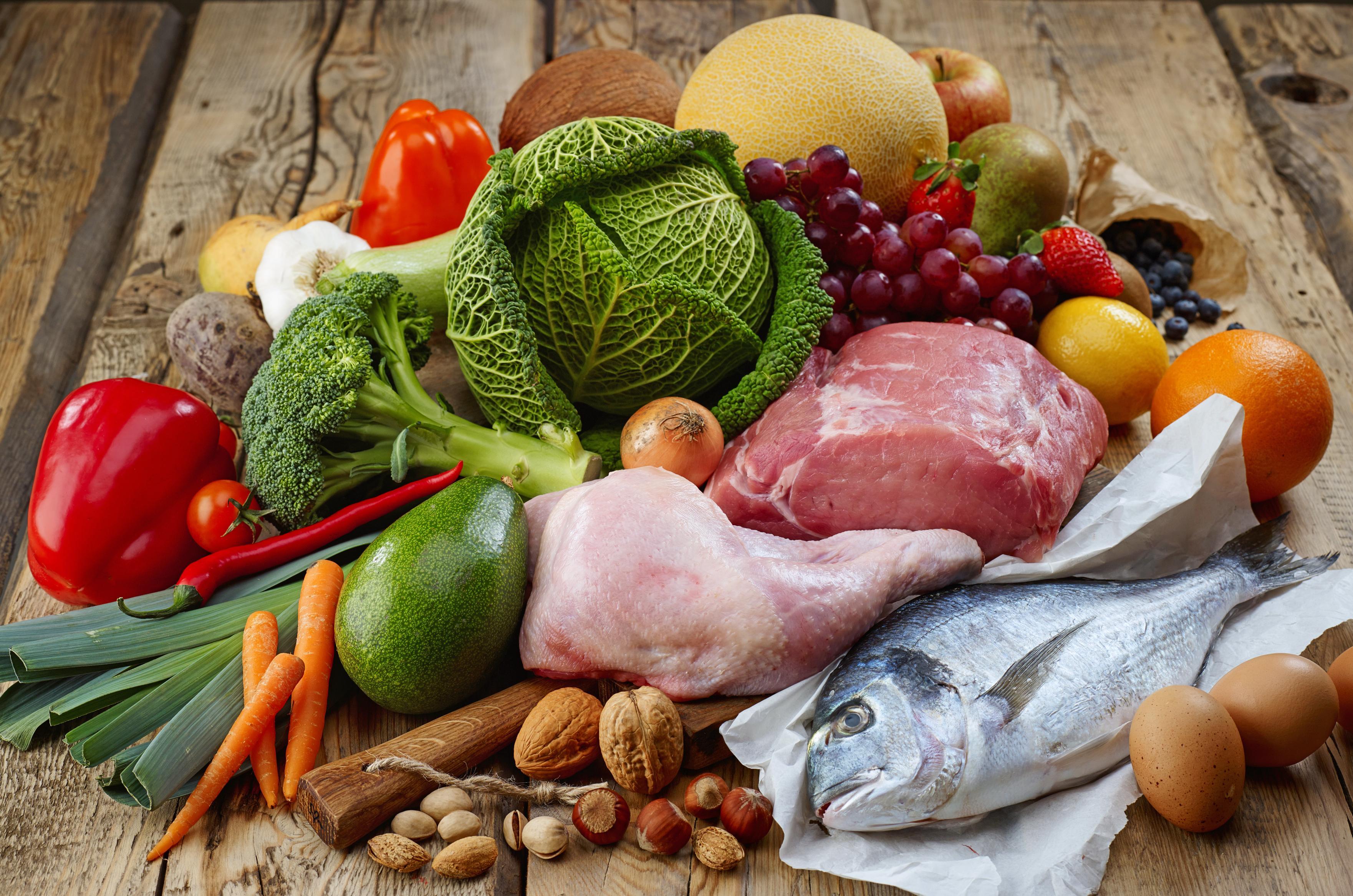 Лечебная диета при воспалении легких