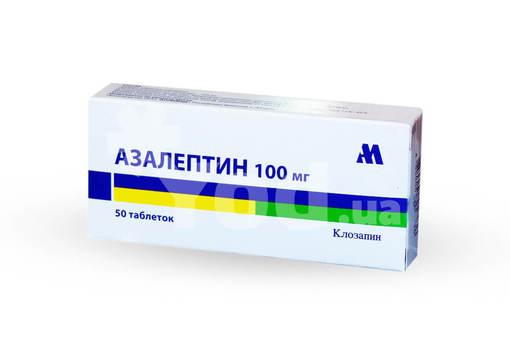 Азалептин - инструкция по применению, состав, показания, побочные эффекты, аналоги и цена