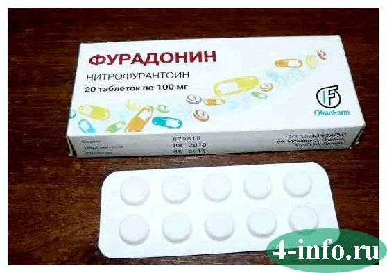 Отзывы о препарате фурадонин