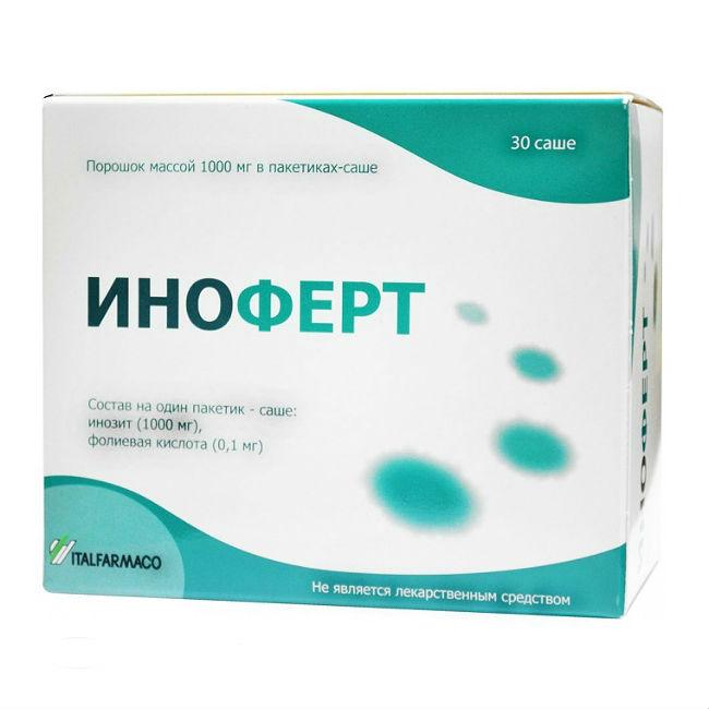Мио-инозитол – обзор, применение препарата и цены