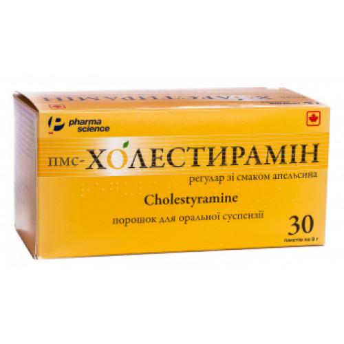 Описание колестирамин показания, дозировки, противопоказания активного вещества colestyramine