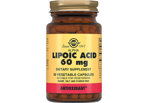 Альфа-липоевая кислота – лучшие добавки и их выбор