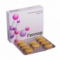 Гептор: как принимать лекарство