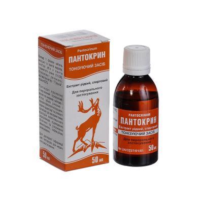 Пантокрин: инструкция по применению для мужчин и отзывы