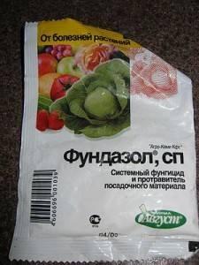 Препарат фундазол: применение для растений и отзывы об использовании