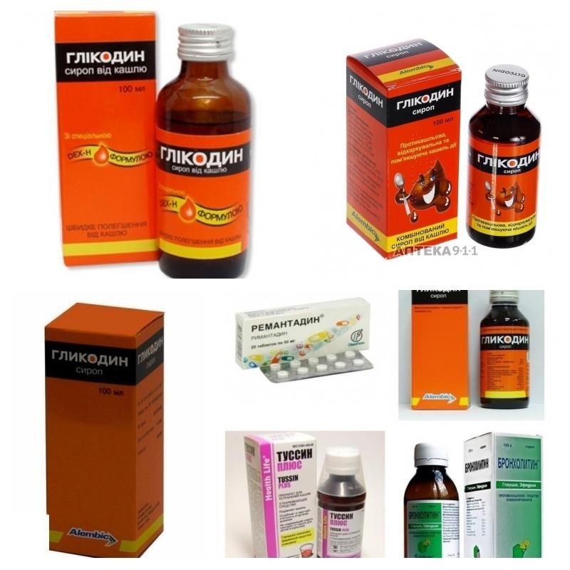 Гликодин. инструкция по применению, аналоги, отзывы и цена гликодина.