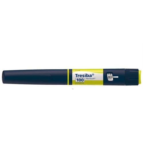 Тресиба — инсулин сверхдлительного действия