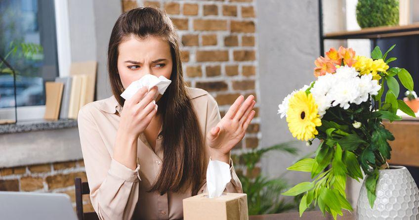Аллергические заболевания, их причины, лечение и профилактика