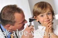 Как сделать компресс на ухо?