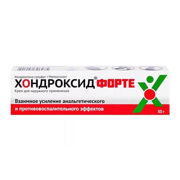 Хондроксид максимум крем