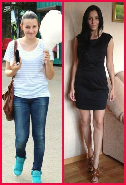 Как я похудела на гречке
