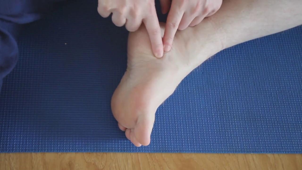 Массаж стопы ног — польза и вред