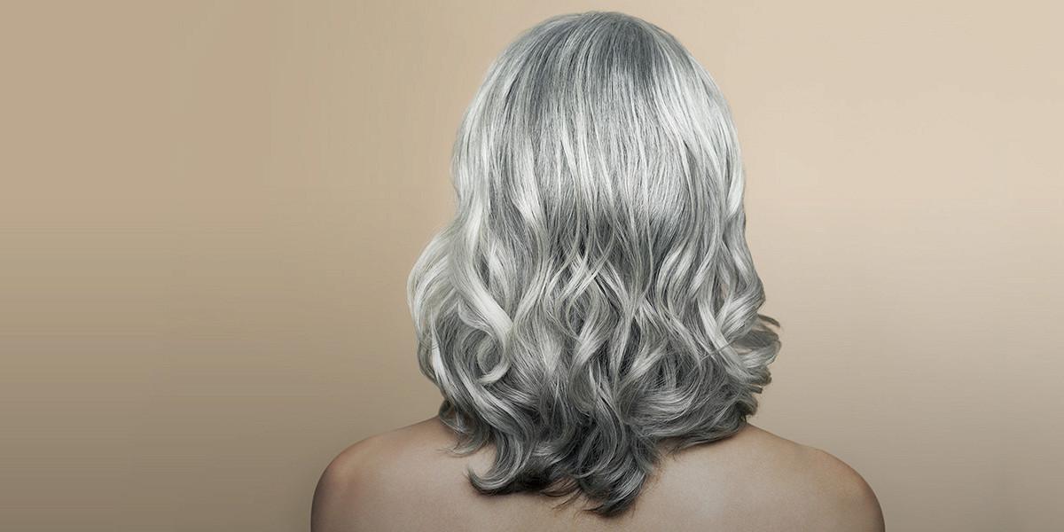 Седые волосы исчезнут за 40 дней!