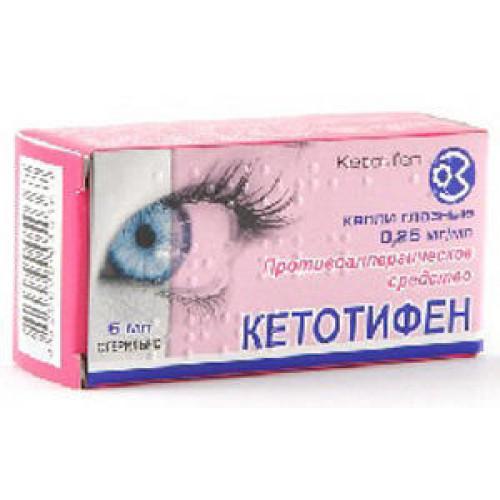 Диета для острого зрения