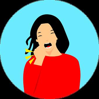 Кашель при вдыхании дыма сигарет
