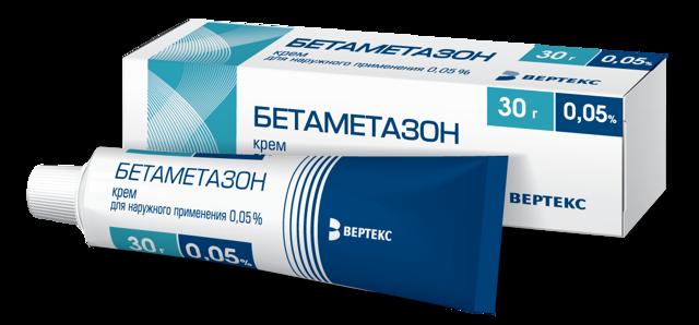 Бетаметазон — отзывы, цена, аналоги, форма выпуска