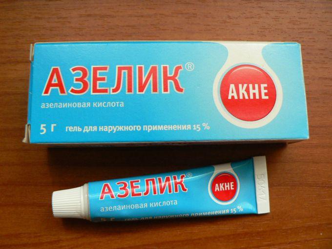 Азелик: инструкция по применению и отзывы о препарате