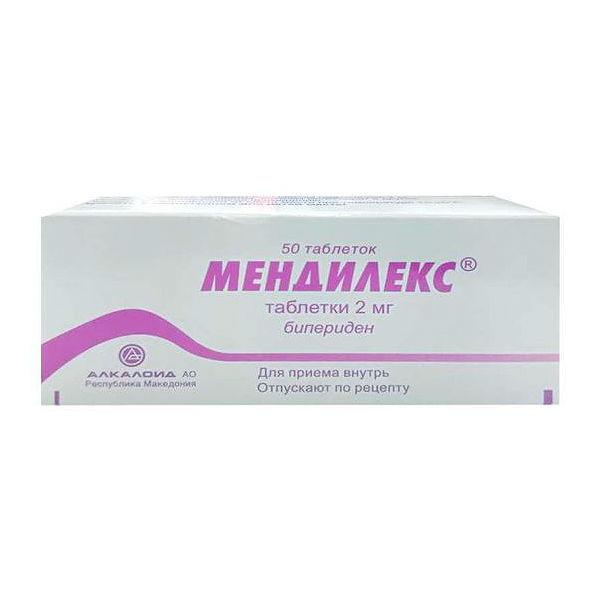 Мендилекс – описание препарата, инструкция по применению, отзывы