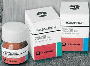 Пикамилон (picamilonum) для детей. отзывы, инструкция по применению, цена
