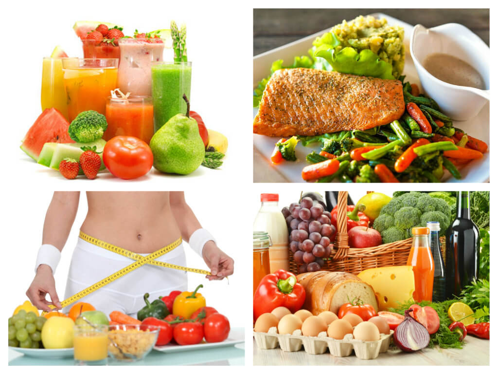 После диеты на правильное питание