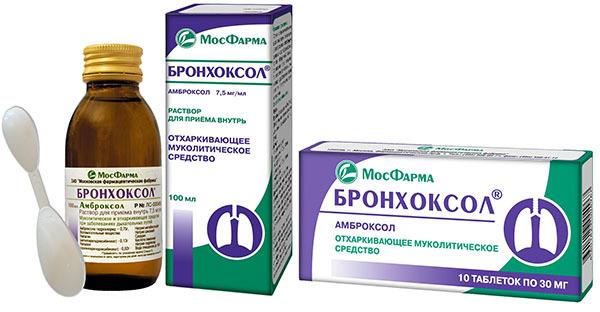 Амброксол: инструкция по применению, аналоги и отзывы, цены в аптеках россии