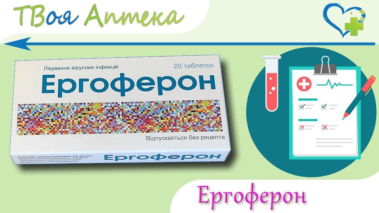 Эргоферон. инструкция по применению, как принимать взрослым, цена, аналоги