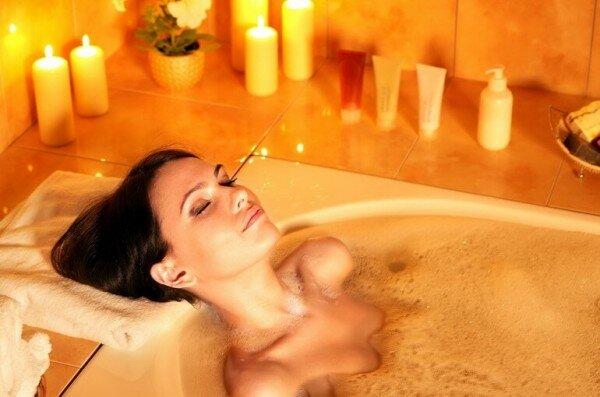 Как правильно принимать ванны с солью, чтобы похудеть