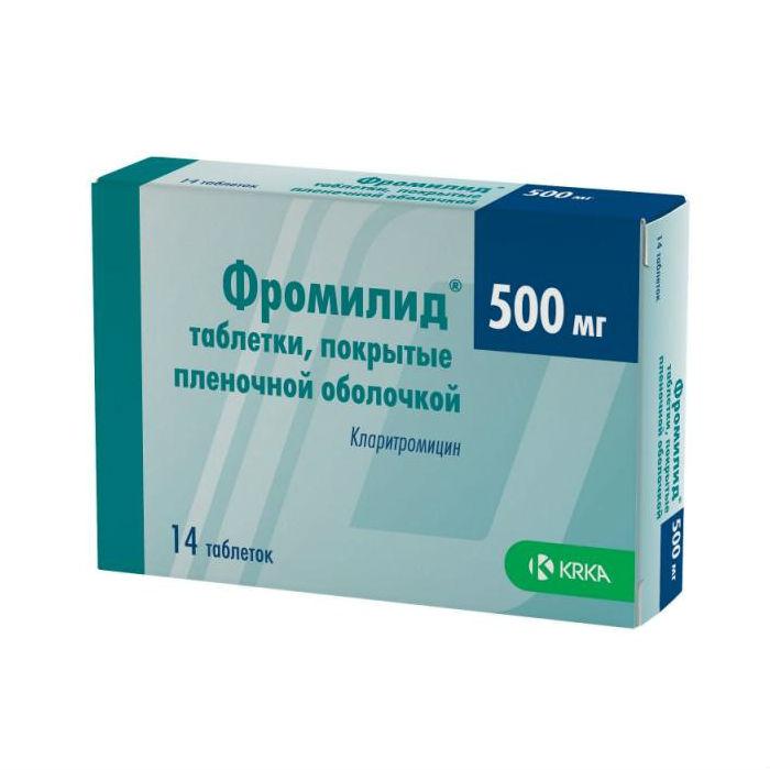 Кларитромицин: состав, показания и противопоказания, побочные эффекты