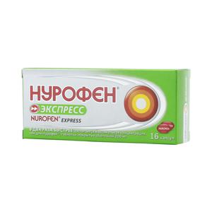 Нурофен форте (таблетки, 12 шт.)