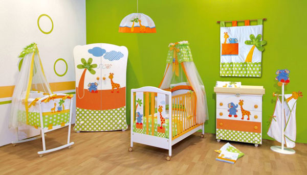 Нужна ли детская комната для новорожденного?