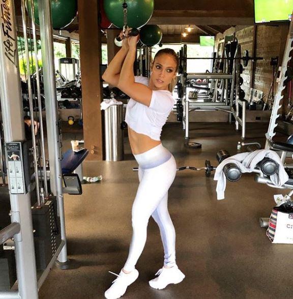 Дженнифер лопес диеты