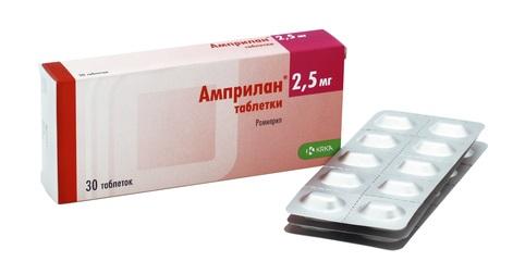 Амприлан нл                                             (amprilan nl)