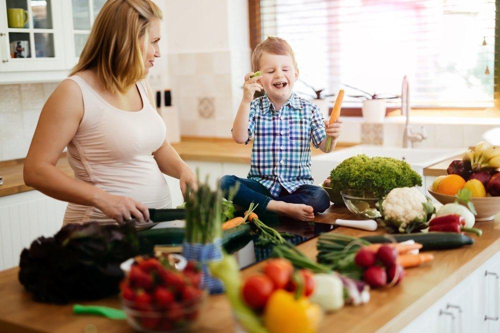 Питание кормящей матери после кесарева сечения