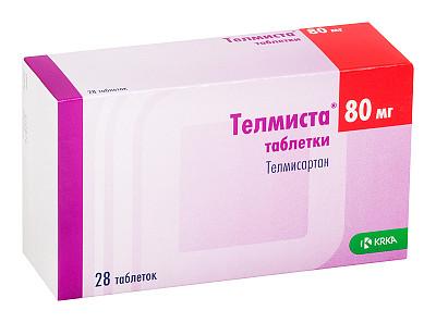 Препарат телмисартан: инструкция по применению