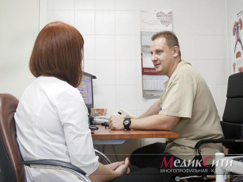 Современная диагностика уретрита
