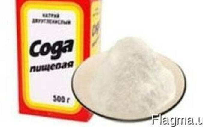 Пищевая сода применение в медицине