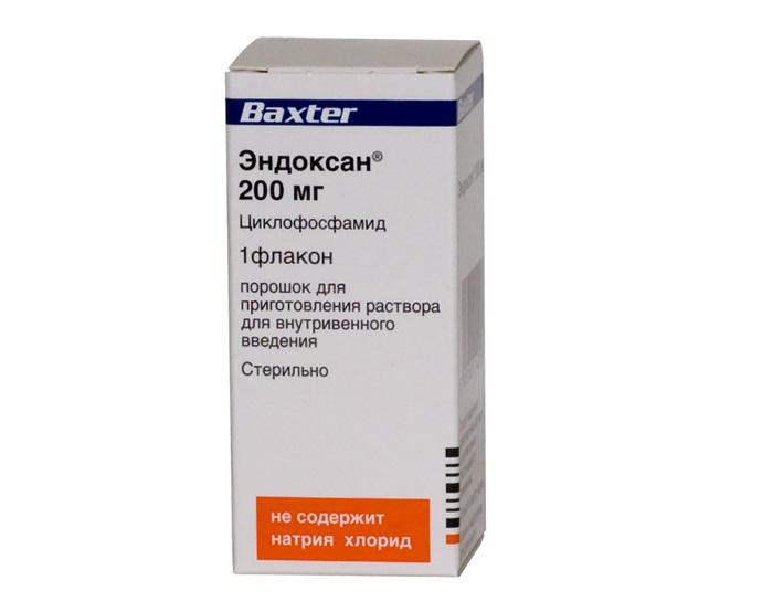 Эндоксан - инструкция по применению, отзывы, противопоказания