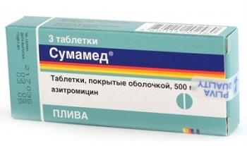 Для чего назначают сумамед. инструкция, отзывы и аналоги, цена в аптеках