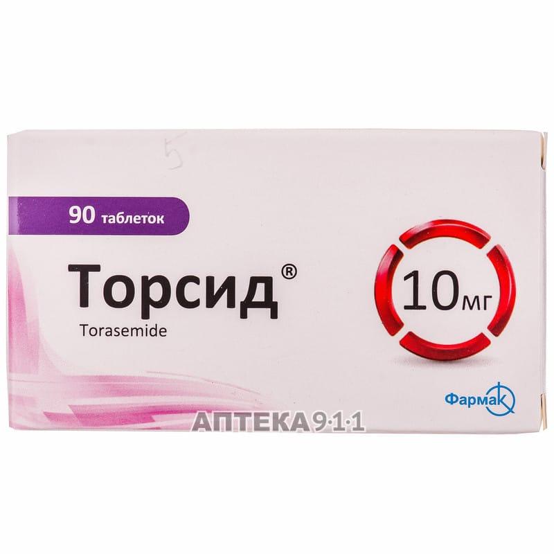 """Таблетки """"торсид"""": инструкция по применению, описание, аналоги и отзывы"""