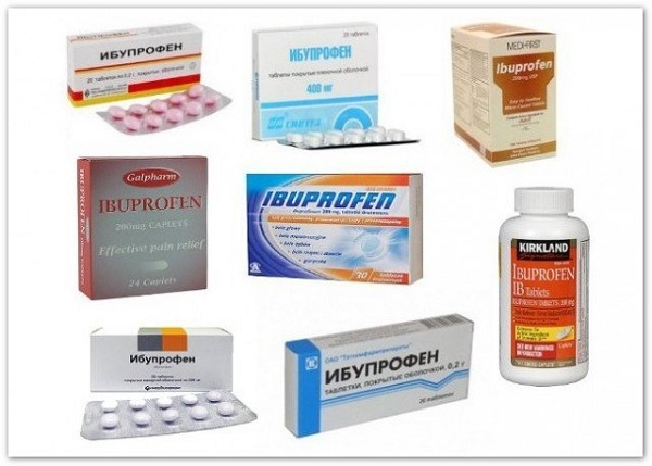 Ибупрофен велфарм                                             (ibuprofen velpharm)