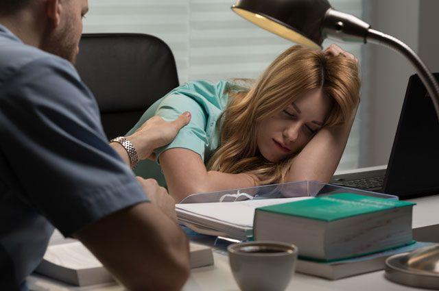 Как работа в ночное время влияет на здоровье? - hi-news.ru