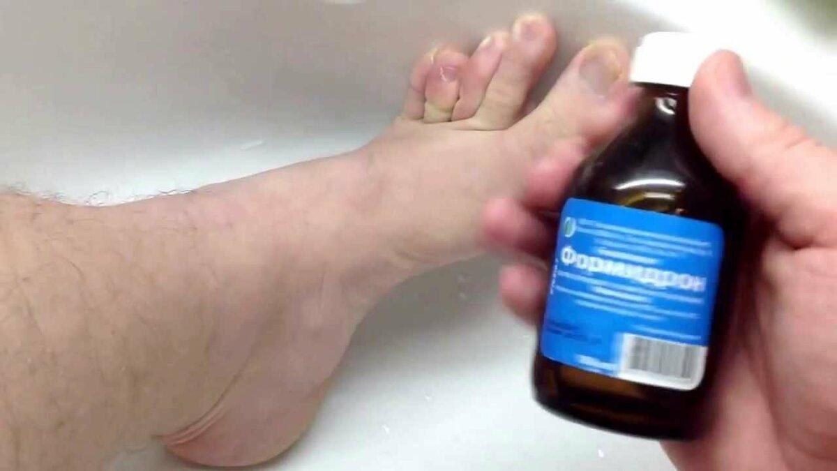 Инструкция по применению формидрона для обуви