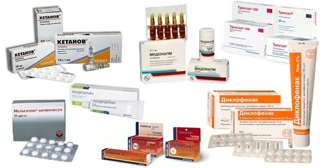 Целекоксиб — снятие приступа боли с суставов