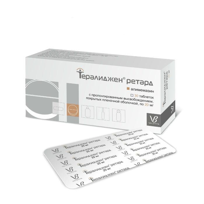 Уколы и таблетки тералиджен: инструкция, цена и отзывы