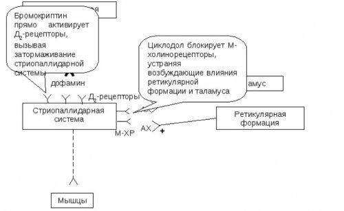 Тригексифенидил: аналоги, инструкция по применению, отзывы
