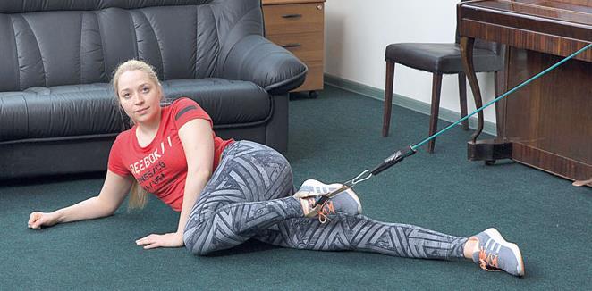 Упражнения при смещении крестцового позвоночника